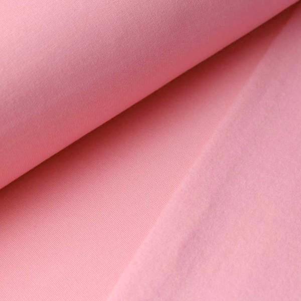 Baumwollsweat / Rosa