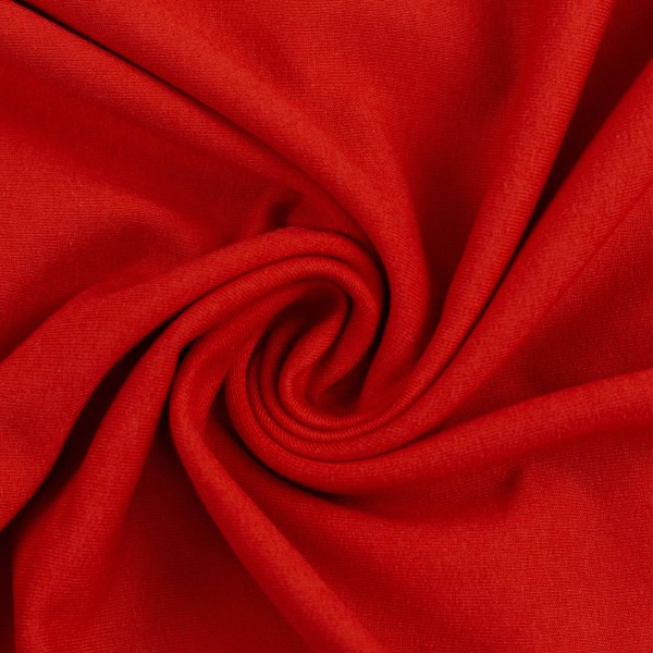 Sommersweat uni / Rot
