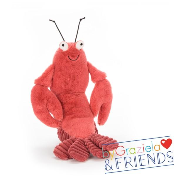 """Kuscheltier """"Harry Lobster"""" / Klein 20cm"""