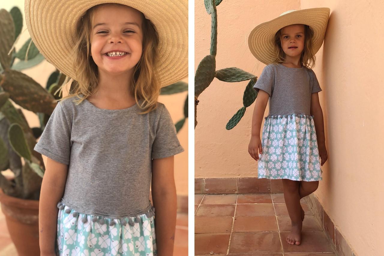 byLexi - Kinderkleid Schnittmuster