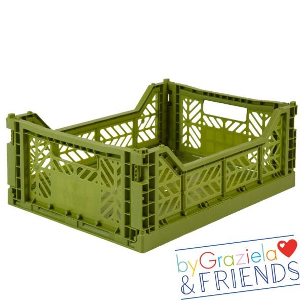 Aufbewahrungsbox / Olive