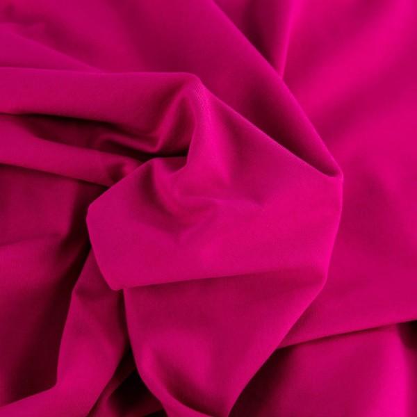 Sommersweat Uni / Pink