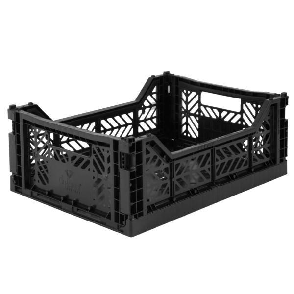 Aufbewahrungsbox / Schwarz