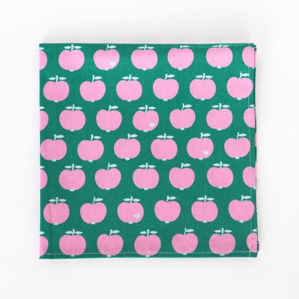 Tischdecke Apfel / Grün