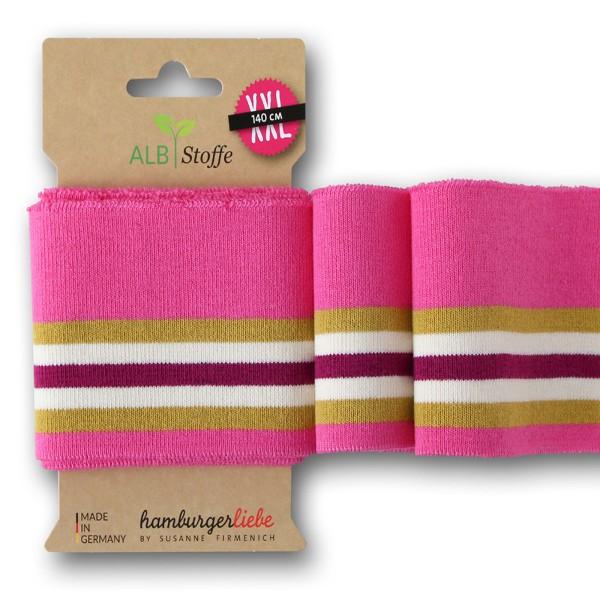 Bündchen Cuff Me / Pink