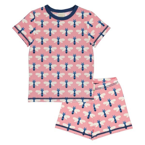 Kinderschlafanzug / Libelle