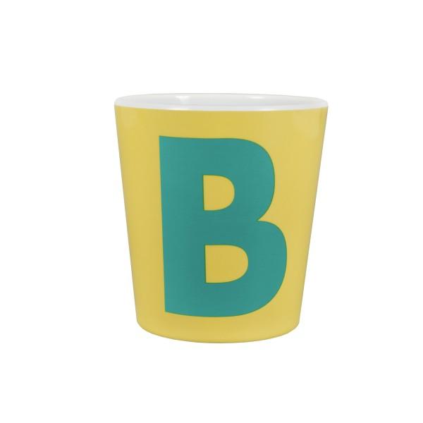 ABC Melaminbecher - B
