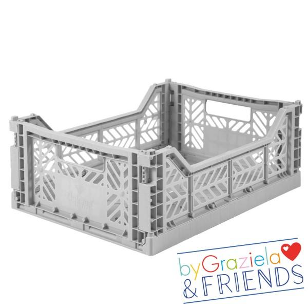 Aufbewahrungsbox / Grau