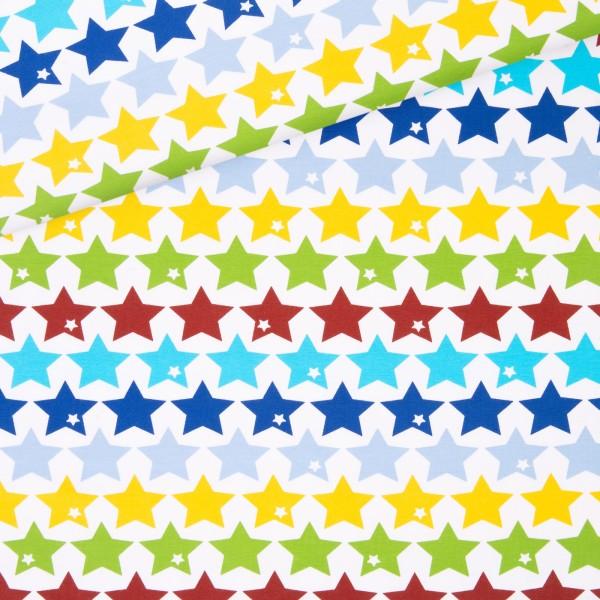 Jersey Regenbogen Sterne