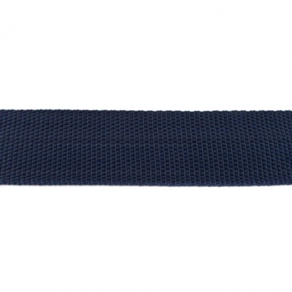 Gurtband 40mm / Dunkelblau