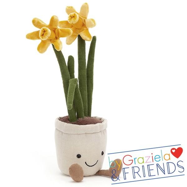"Kuscheltier ""Amuseable Daffodil"" / 30cm"