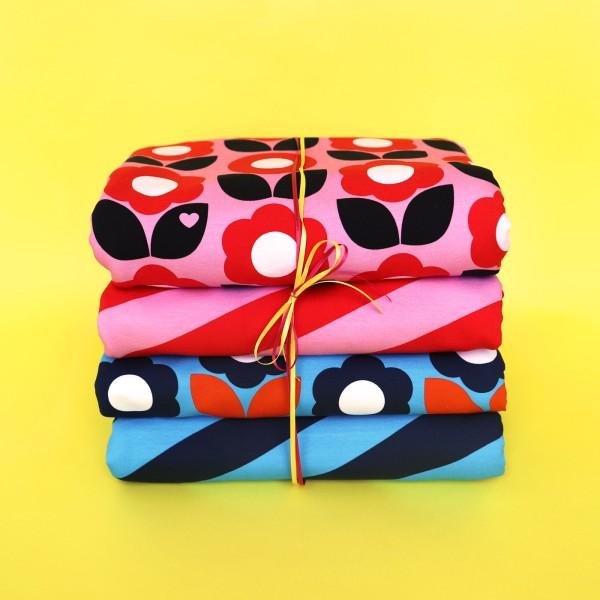 Stoffpaket XXL Blumenliebe