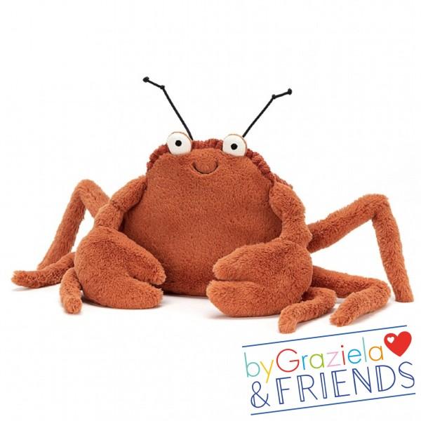 """Kuscheltier """"Crispin Crab"""" / 15cm"""