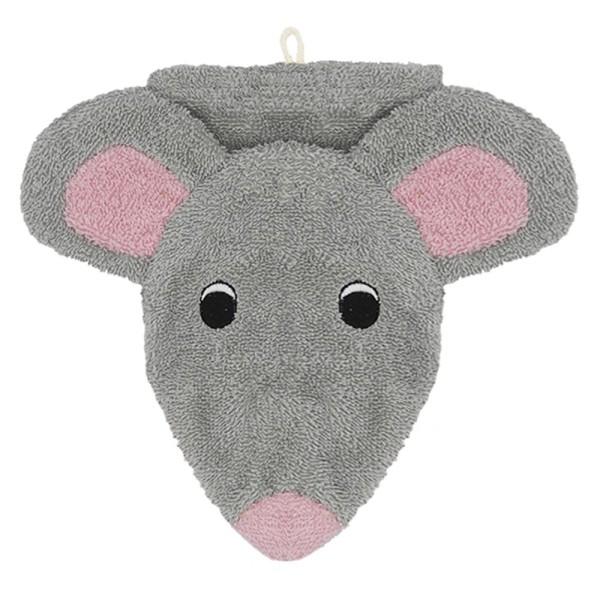Waschlappen Maus