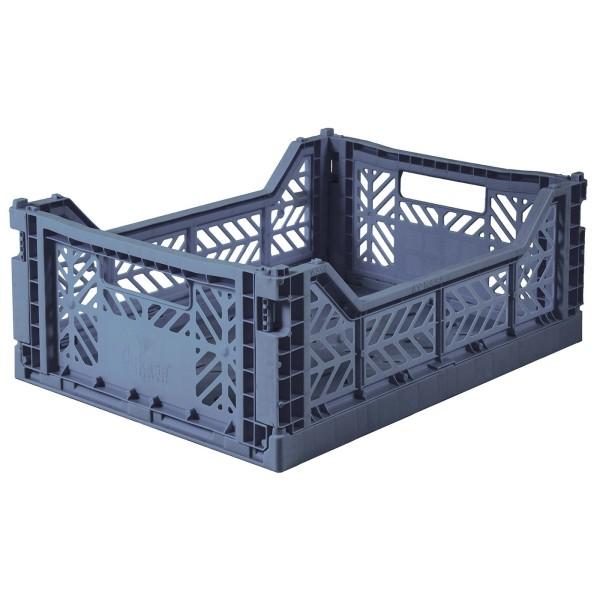 Aufbewahrungsbox / Kobaltblau
