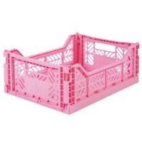 Aufbewahrungsbox / Rosa