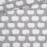 Jersey Apfel / Grau