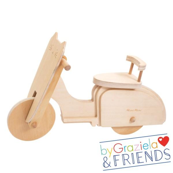 Puppen Moped
