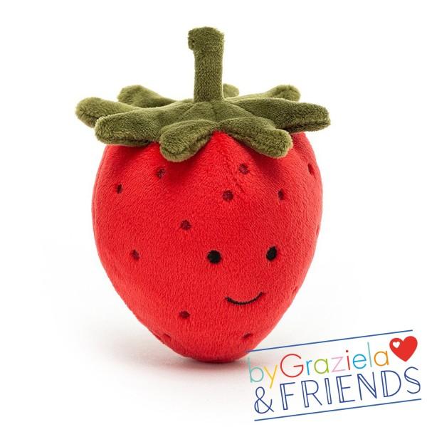 "Kuscheltier ""Fabulous Fruit Strawberry"""