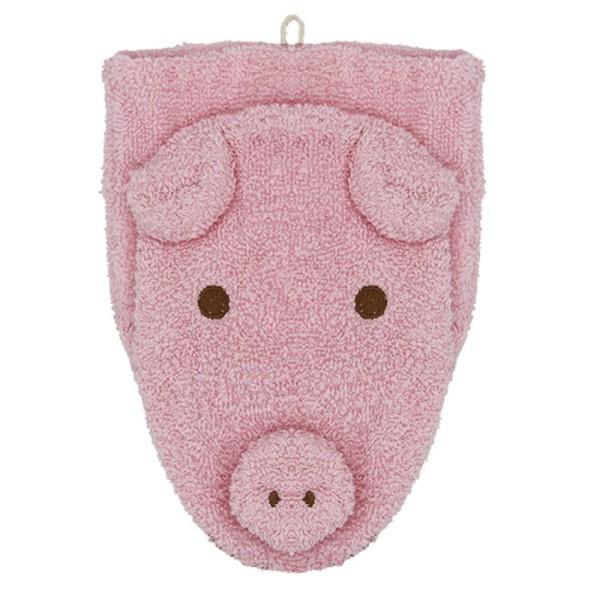 Waschlappen Schwein