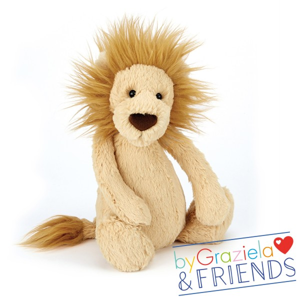 "Kuscheltier Löwe ""Bashful Lion"" / Medium 31cm"