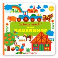 Mein Bauernhof Pappbilderbuch