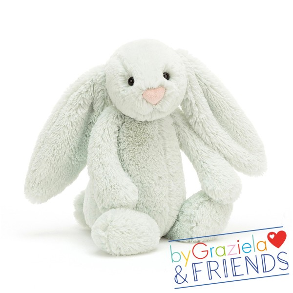 "Kuscheltier ""Bashful Bunny Mint / Medium"