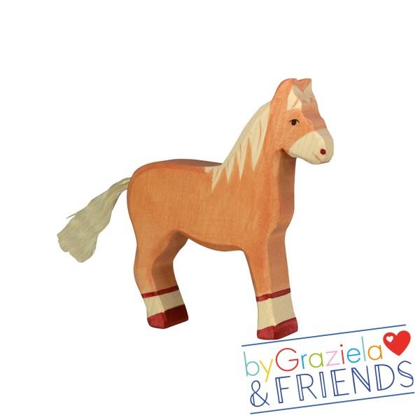 Holztier / Pferd
