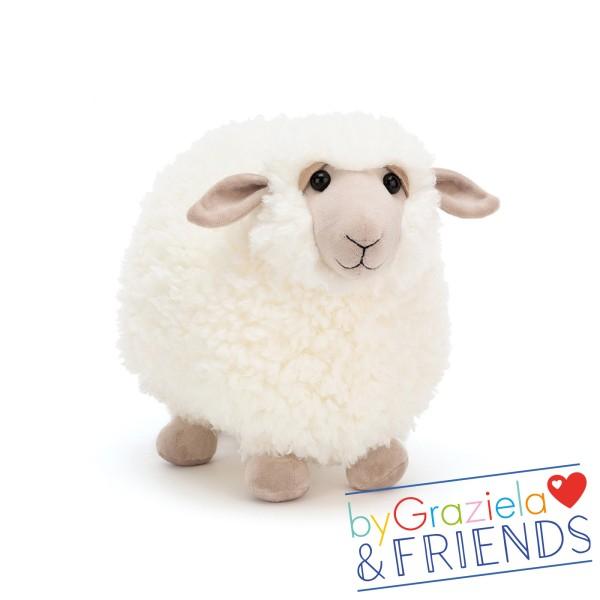 """Kuscheltier """"Rolbie Sheep"""" / Klein 15cm"""