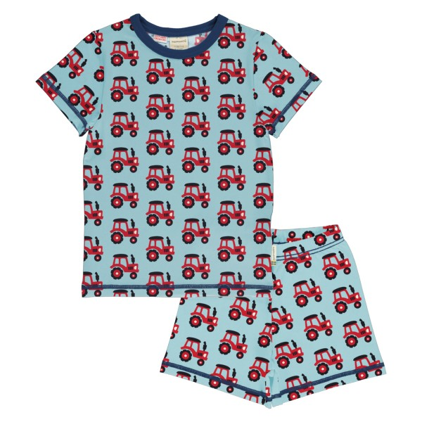 Kinderschlafanzug / Traktor