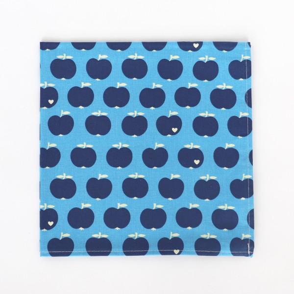 Tischdecke Apfel / Blau