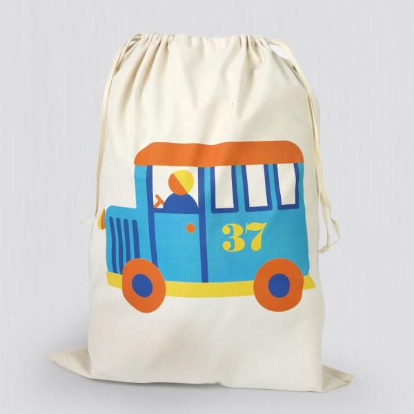 Spielzeugsack Bus