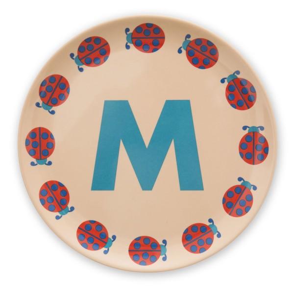 ABC Melaminteller - M