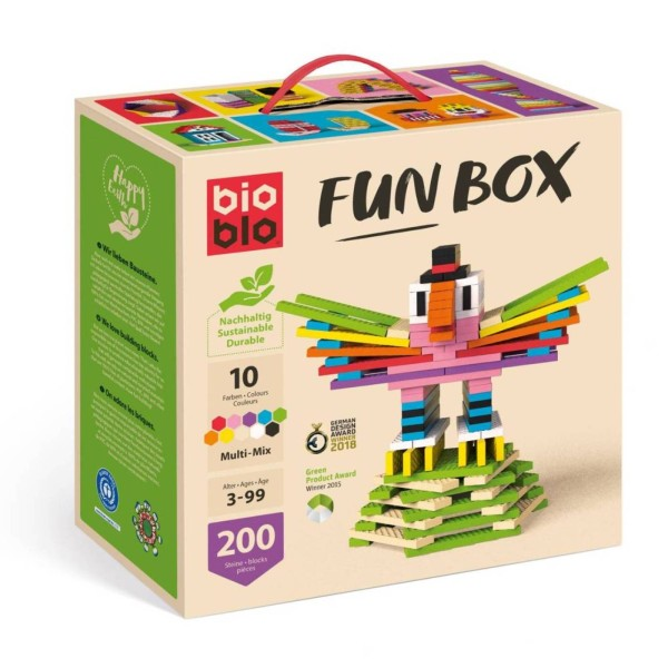 """Bausteine """"Fun Box"""" / 200 Steine"""