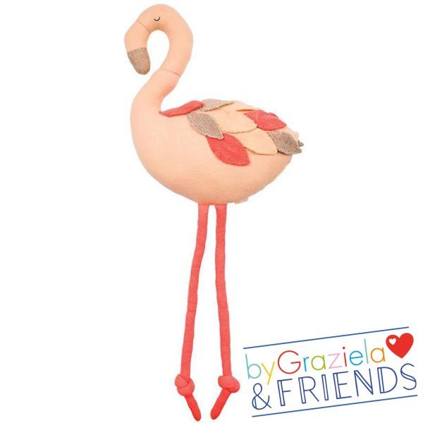 Großer Flamingo