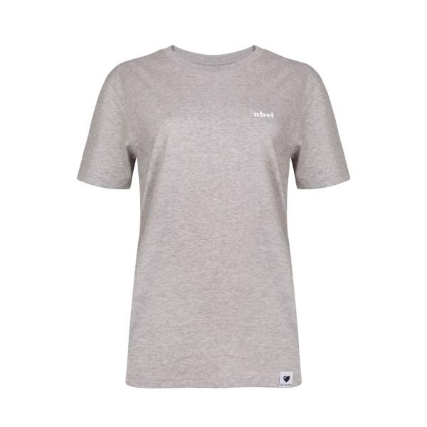 T-Shirt Ahoi - Grau