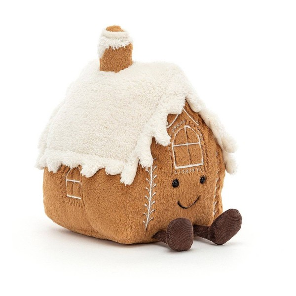 "Kuscheltier ""Amuseable Gingerbread House"""