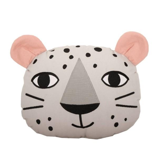Kissen Leopard