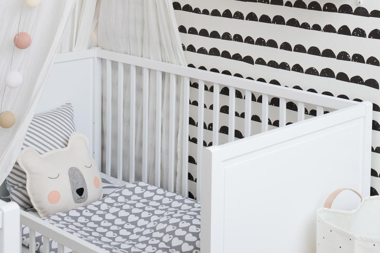 Kinderzimmer Monochrom einrichten