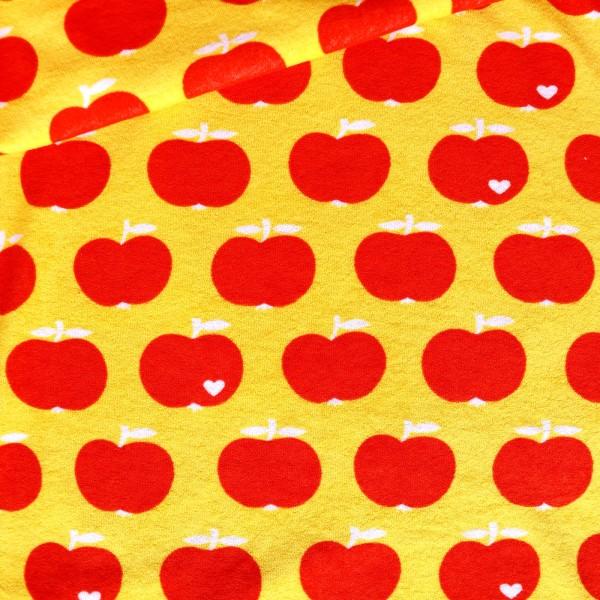 Frottee Apfel - Rot