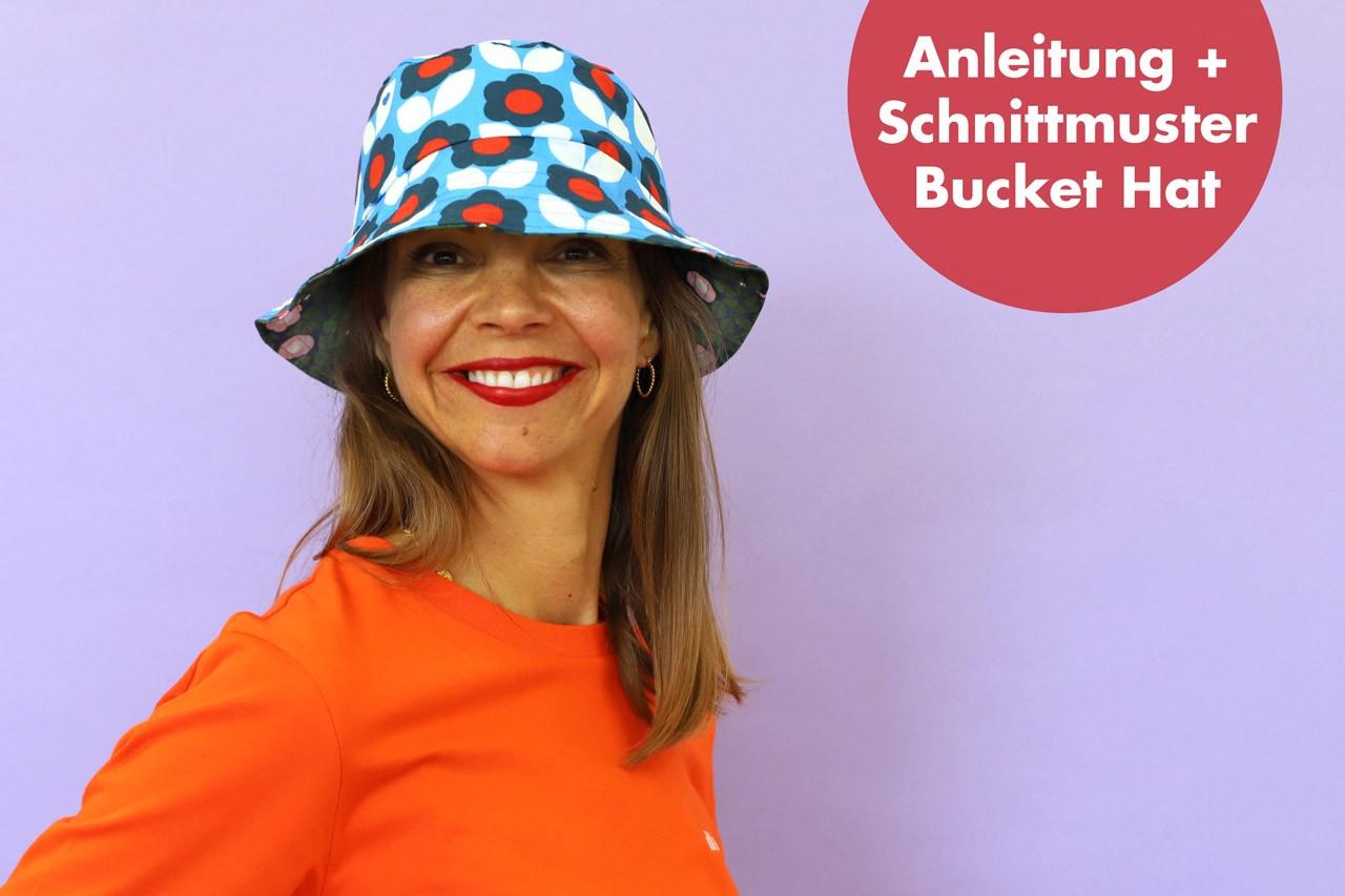 ♥ FREEBIE ♥ Näh dir ein Bucket Hat