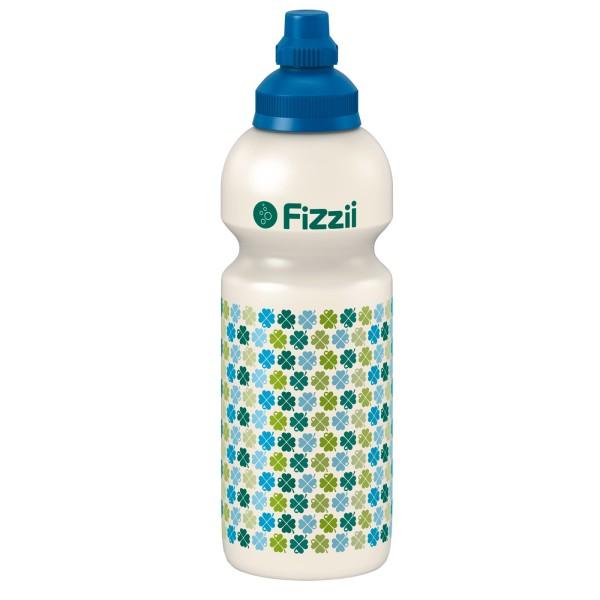 Fizzii Große Trinkflasche / Kleeblatt